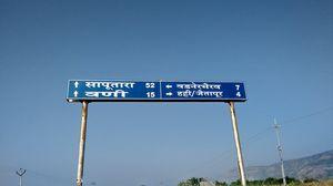 Saputara Road Trip