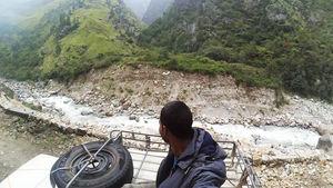 My Journey Into Darma Valley