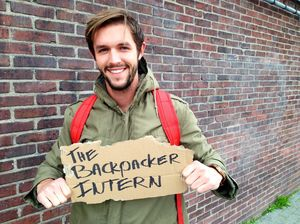 49 countries, 35 internships, 7 continents ! Meet Mark – The Backpacker Intern