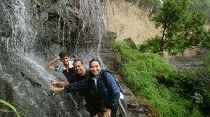 Trek to Ganpaty Gadad