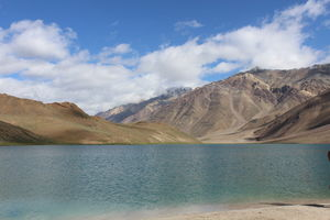 Chandratal Lake: A Himalayan Gem