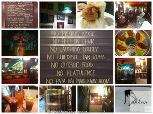 Some of Delhi NCR's great Cafe's