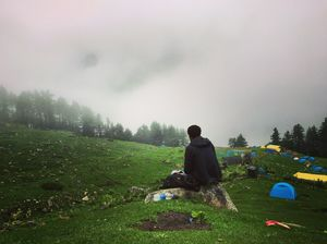 Kheerganga - Hike to heaven in Monsoon