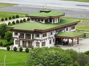 Bhutan Snippet - Day 3 ~ Phuentsholing to Paro