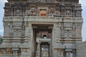 HAMPI - Where ruins speaks - Day 1
