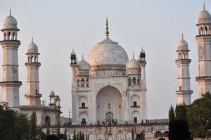 Have You Seen The Taj Mahal Doppelganger? - Bibi Ka Maqbara