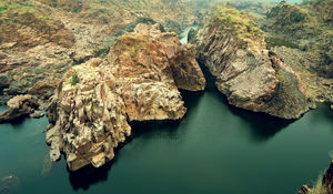 RANEH FALLS : The Grand Canyon of India