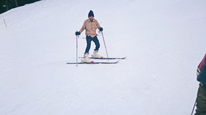 A less know place to indulge in Alpine Skiing: Narkanda