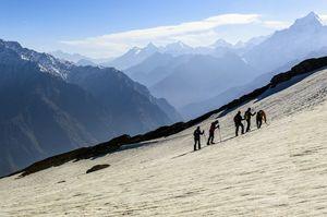 Pangarchulla: an unplanned trek