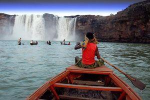 Chitrakoot Waterfalls - 'The Niagara Falls of India'
