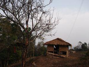 chuikhim_ New Village at East Himalayas