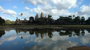 Exploring Kingdom of Cambodia!