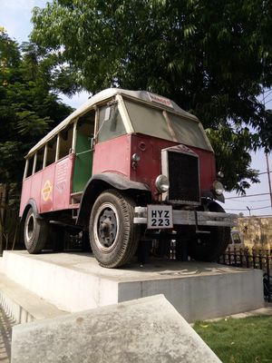 HYZ 223 – An interesting Story of the History of State Run Buses of Hyderabad.