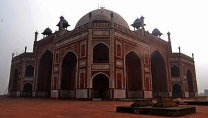 The hidden gem of Delhi – Humayun's Tomb