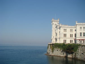 Trieste and the Art of Waiting, and Looking to the Sea