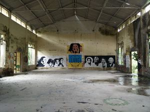 The Beatles Ashram - Other Side of Rishikesh