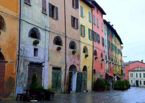 Italy Emilia Romagna Roadtrip
