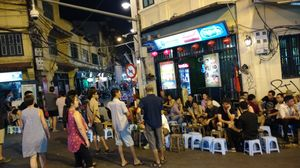 Backpacking VietNam Solo 7N/8D
