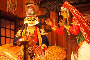 Short but passionate affair with Kochi