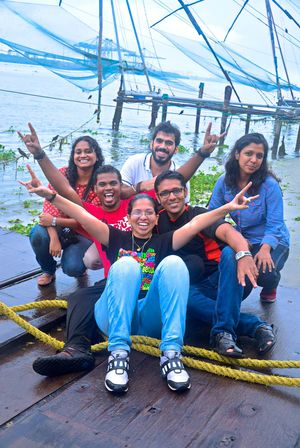 The Port City of Cochin - My Story