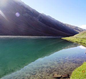 Chandra Taal: The Moon Lake