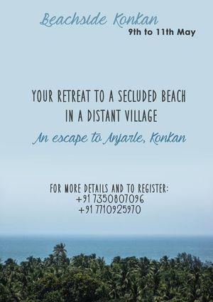 Beachside Konkan