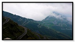 Exploring the Sikkim Silk Route on Motorbike