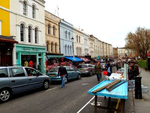 Portobello Road Market 1/2 by Tripoto