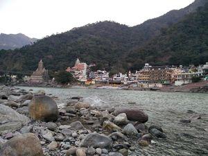 Rishikesh & Haridwar - My First Solo Trip