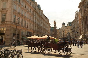 Vienna - heritage and modernism with a hint of coffee…