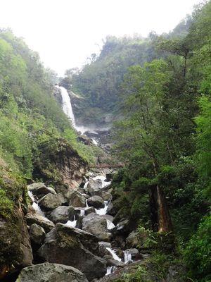 The Vagabond's Sikkim Expedition to Zero Point