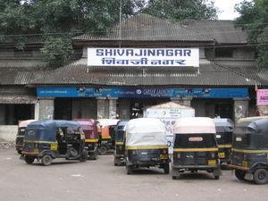 Shivajinagar Railway Station 1/1 by Tripoto