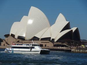 Australia's famous harbour city: SYDNEY!!!