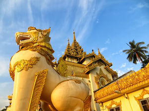 Yangon: The Golden Land