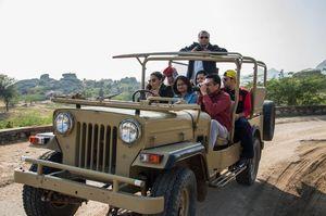 Leopard Safari at Bera