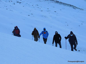 Lost in the Himalayas - All the way to Roopkund