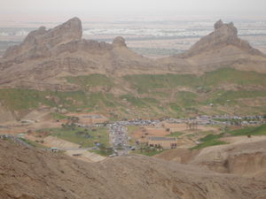 Jebel Hafeet–Al –Ain