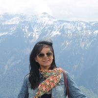 Anushree Shenoy Travel Blogger
