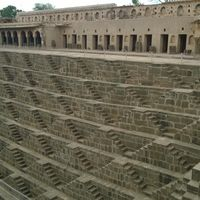 Chand Baolu StepWell 3/7 by Tripoto