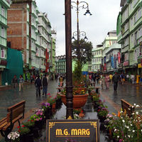 MG Marg Market 2/10 by Tripoto