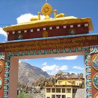 Dhankar Monastery 5/40 by Tripoto