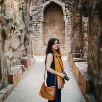 Anisha Travel Blogger