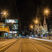 Flinders Street Station 3/5 by Tripoto