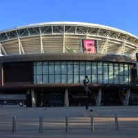 Adelaide Oval 3/4 by Tripoto