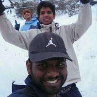 Sagar Gantyala Travel Blogger