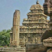 Jain Temple Pattadakal 4/8 by Tripoto